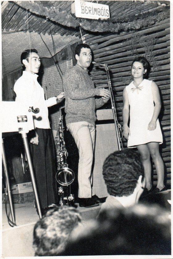 033. Sérgio no Jantar de Confraternização - Amigos da América