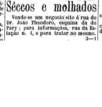 3 fev 1883
