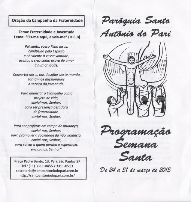 sem santa 2013