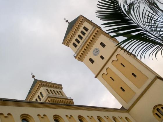 torres da igreja santo antonio