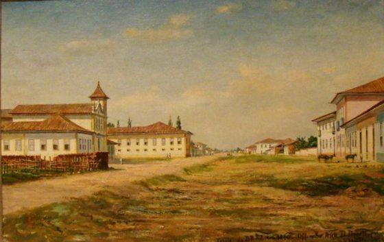 igreja do bras 1860