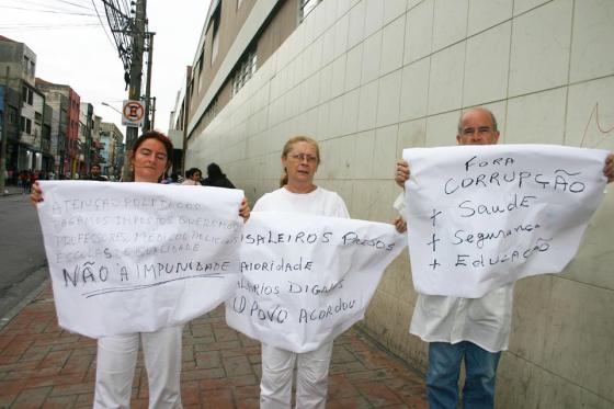 protesto bras