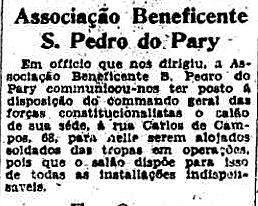 s.pedro 1932