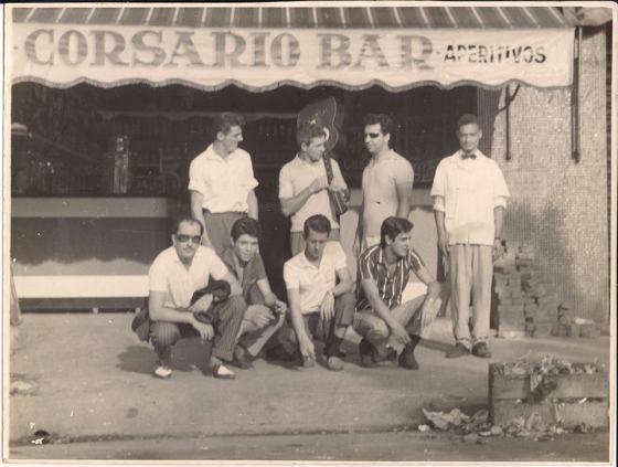 corsario bar