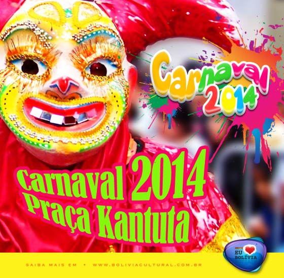 carnaval kantuta 2014