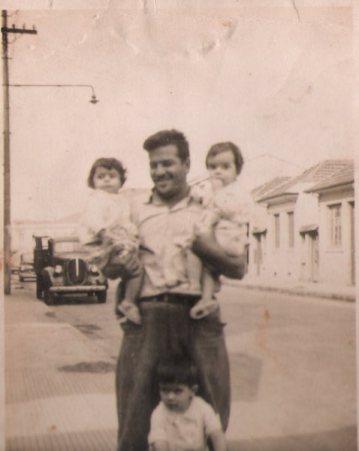 rua rio bonito ano 1951