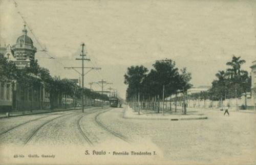 Av.Tiradentes - 1900