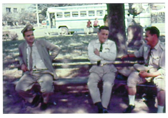 Motoristas da Empresa Auto Onibus Alto do Pari - 1960