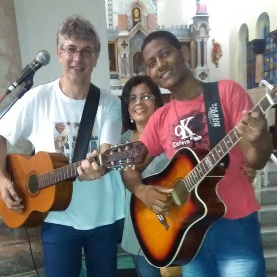 trio da missa das 4