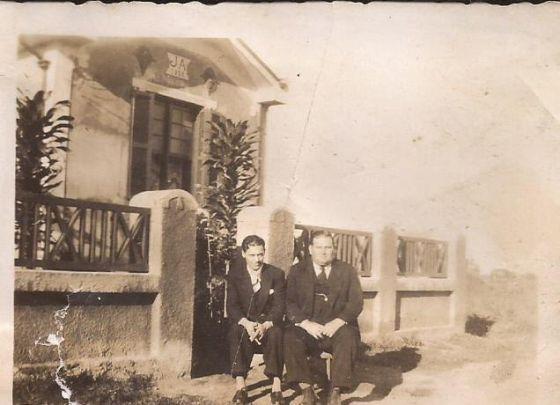 tio joao e um amigo