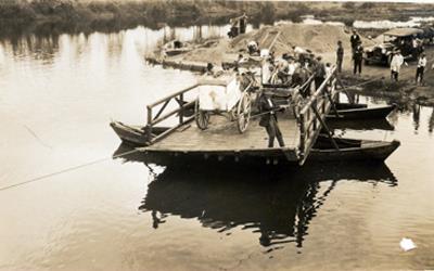 batelao do rio tiete