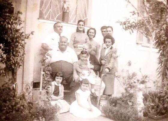 familia almeida com tio joao