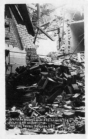 1924-postal-49-palc3a1cio-das-noivas-na-avenida-rangel-pestana-nc2ba-297-atingido-por-bombas-gustavo-prugner-studium-unicamp