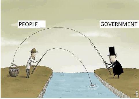 povo e governo do olavo
